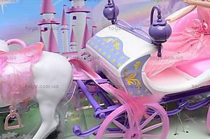 Карета с лошадью детская, 39786, цена