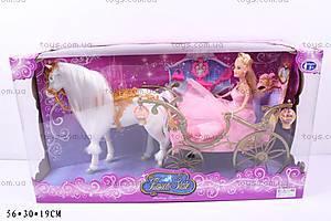 Карета с лошадью и куклой, 207A