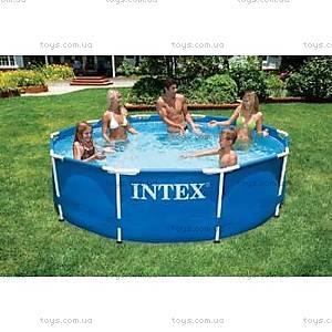 Каркасный бассейн для дачи, 56997