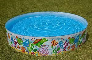 Каркасный бассейн «Океанский риф», 56453, купить