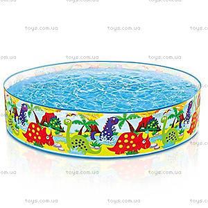 Каркасный бассейн «Счастливые зверьки», 58474, отзывы