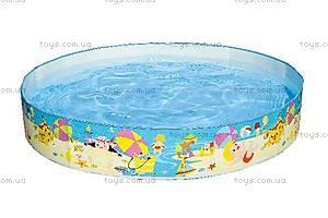 Каркасный бассейн «Весёлый пляж», 56451, купить