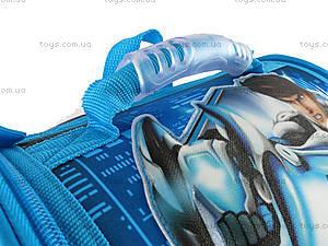 Каркасный рюкзак Max Steel, MX14-501K, отзывы
