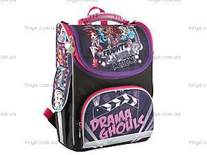 Каркасный рюкзак Monster High, MH14-501-1K