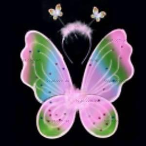Карнавальный наряд «Бабочка - радуга»,