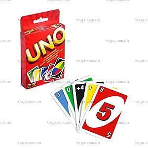 Карточная игра UNO, W2087, купить