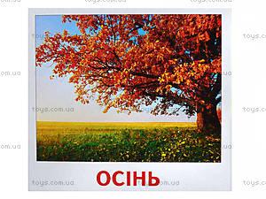 Мини-карточки «Времена года», 1001-1, отзывы