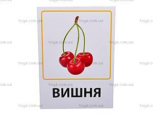 Обучающие карточки «Фрукты, овощи и ягоды», VT1301-02, отзывы