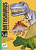 Карточная игра DJECO Динозавры, DJ05136