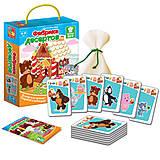 Карточная игра «Фабрика десертов», VT2308-02, отзывы