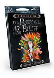 Карточная игра «The Royal Bluff: Верю не верю» русский язык, RBL-01-01, купить