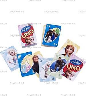 Карточная игра UNO «Холодное сердце», CJM70, фото