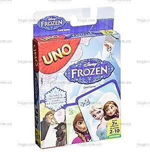 Карточная игра UNO «Холодное сердце», CJM70