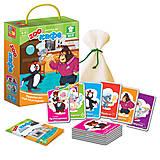 Карточная игра «Зоокафе», VT2308-01, купить
