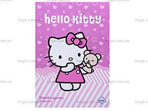 Картон белый двусторонний Hello Kitty, HK12-254K