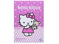 Картон белый двусторонний Hello Kitty, HK12-254K, фото