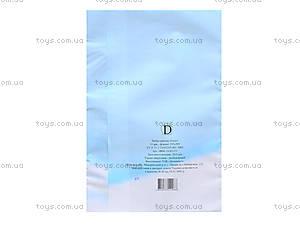 Белый картон А4, 10 листов, КРИМ ПАК, купить