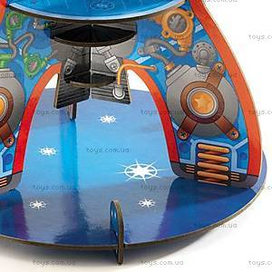 Картонный 3D конструктор «Космический корабль», DJ07701, цена