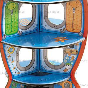 Картонный 3D конструктор «Космический корабль», DJ07701, игрушки