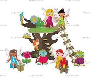 Картонный игровой набор Krooom «Сказочное дерево», K-327, купить