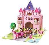 Картонный игровой набор Krooom «Волшебный замок принцессы Тринни», K-219, отзывы