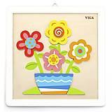 Картина - цветы от Viga Toys, 50685