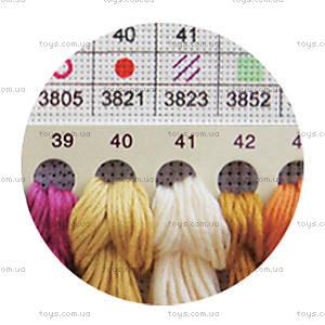 Картина «Крольчата» для вышивки нитками, D091, отзывы
