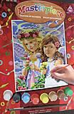 Картина по номерам «Ангелы», SA0532, фото