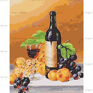 Картина по номерам «Аромат вина», КН2066