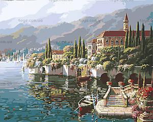 Картина по номерам «Берег Варенны», КН1145