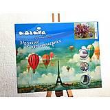 Картина по номерам «Букет ярких ирисов», КН1118, фото