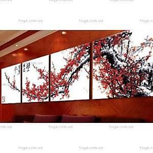 Картина по номерам «Цветущая ветка», MM4005