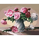 Картина по номерам «Цветы любви», КНО3001, отзывы