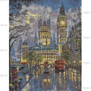 Картина по номерам «Дворец Вестминстер», КН1151
