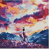 Картина по номерам «Дыхание ветра», КНО2078, купить