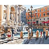 Картина по номерам «Европейские каникулы», КНО2152, отзывы