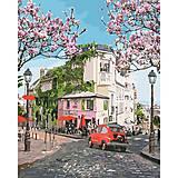 """Картина по номерам """"Французское путешествие"""", 40*50 см, КНО3500, отзывы"""