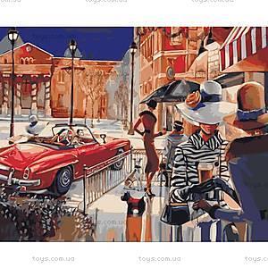 Картина по номерам «Городской гламур», КН2121
