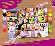 Картина по номерам «Магазин сладостей», SA1520