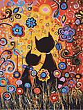 Картина по номерам «Магические краски», КНО2462