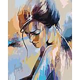 Картина по номерам «Нежность 2», КНО2635