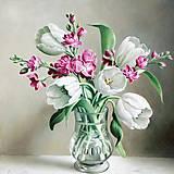 Картина по номерам «Нежность утра», КНО2020