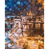 Картина по номерам «Очарование ночного города», КНО3541, купить