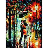Картина по номерам «Осенняя романтика», КН1016, фото