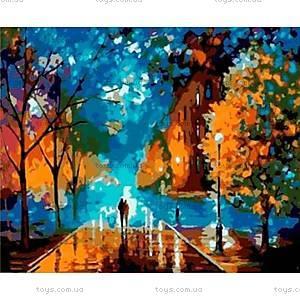 Картина по номерам «Под лунным светом», КН2623