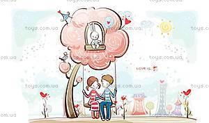 Картина по номерам «Счастливы вместе», КНО2631