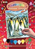 Картина по номерам Sequin Art «Пингвины», SA0033, отзывы