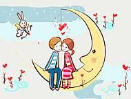 Картина по номерам «Стрела любви», КНО2630, купить