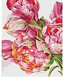 Картина по номерам «Своенравные пионы», КНО2081