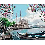 Картина по номерам «Турецкое побережье», КНО2166